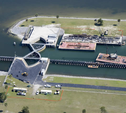 US Army – Cape Canaveral Locks